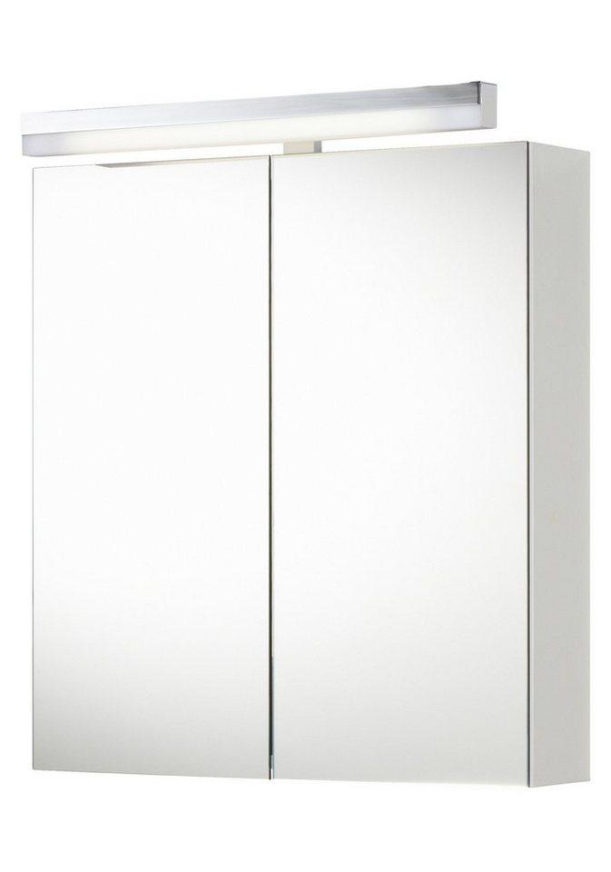 Schildmeyer spiegelschrank topline breite 65 cm mit for Schildmeyer spiegelschrank