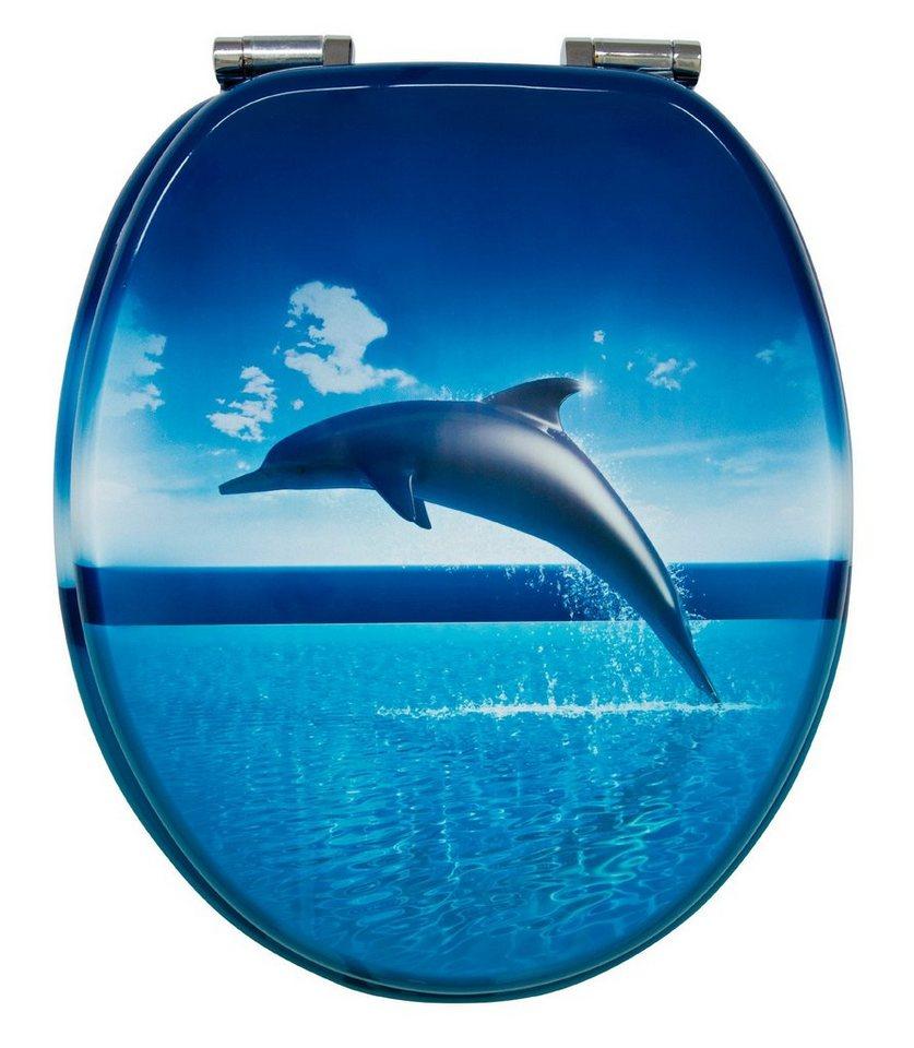 WC-Sitz »Delfin«, Mit Absenkautomatik kaufen | OTTO