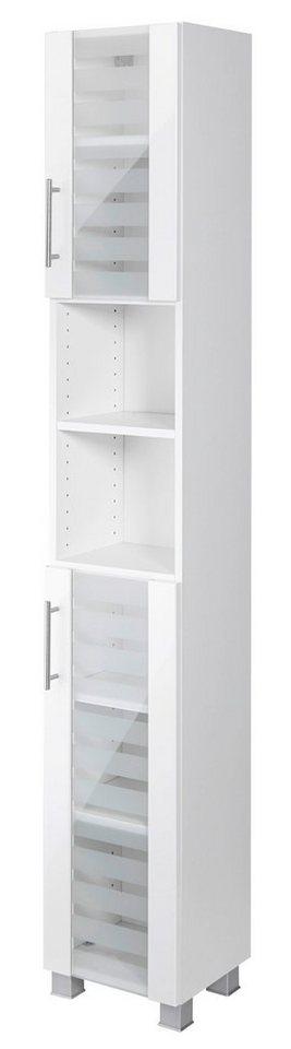 Seitenschrank »Jaca«, Breite 30 cm in weiß