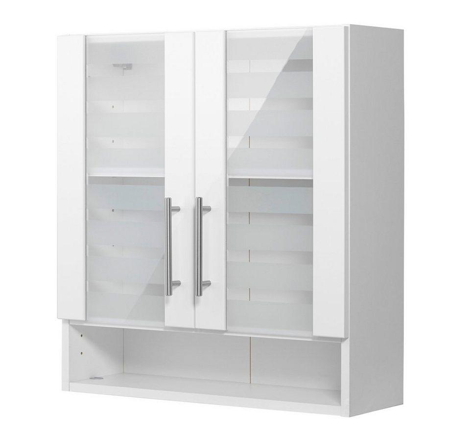 Held Möbel Hängeschrank »Jaca«, Breite 60 cm in weiß