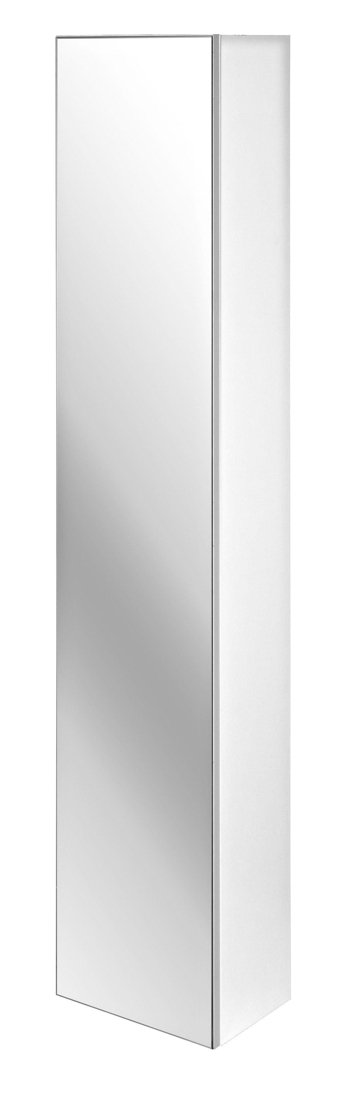 Kesper Hochschrank »Athen«, mit Spiegelfront, Breite 30 cm