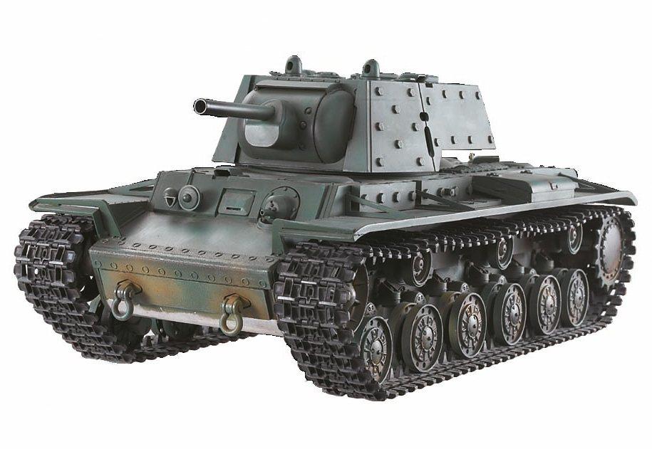 Torro RC Panzer, »PzKpfW KV-1 - 2.4 GHz-Edition mit Metallketten«