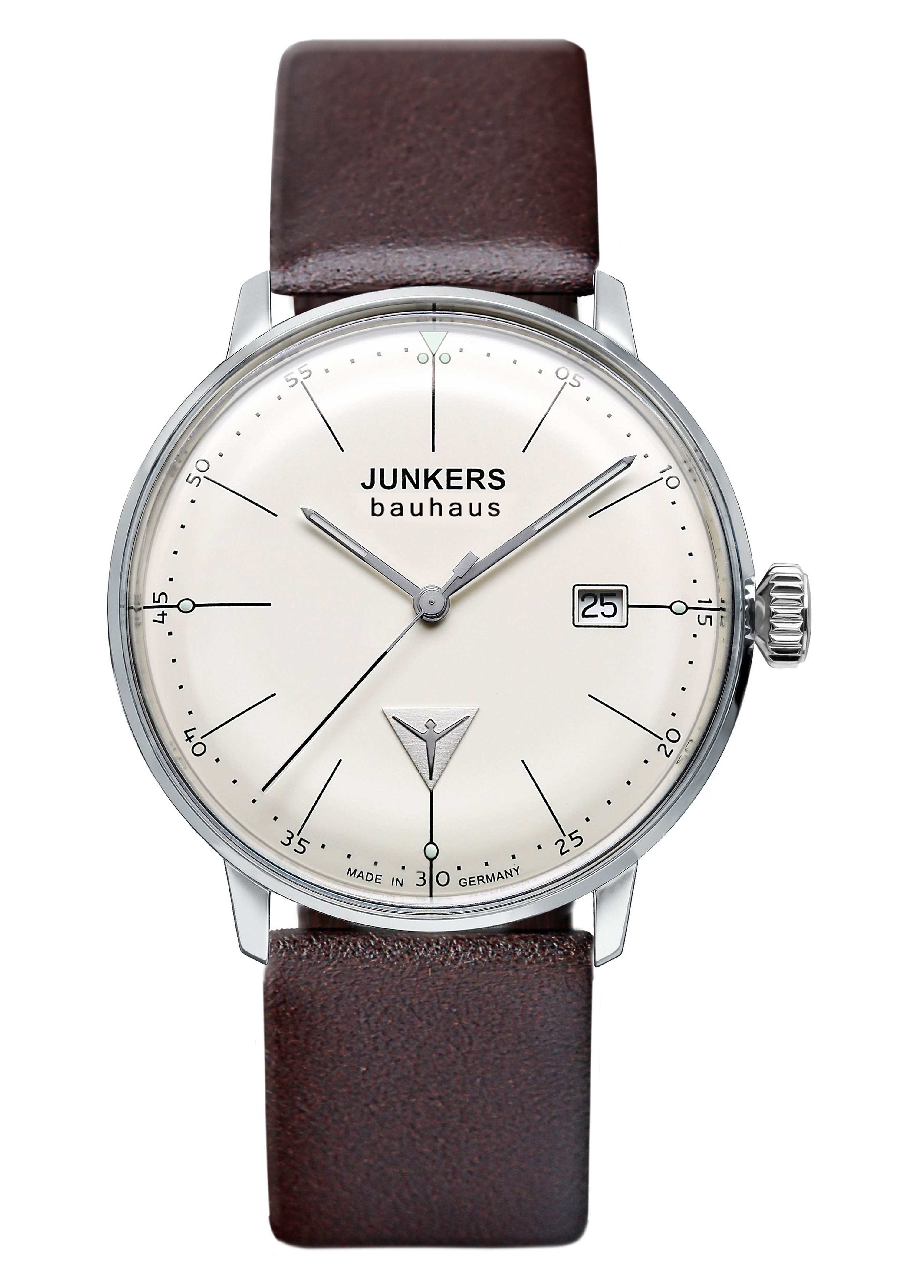 Junkers-Uhren Quarzuhr »Bauhaus Lady, 6071-5« Made in Germany