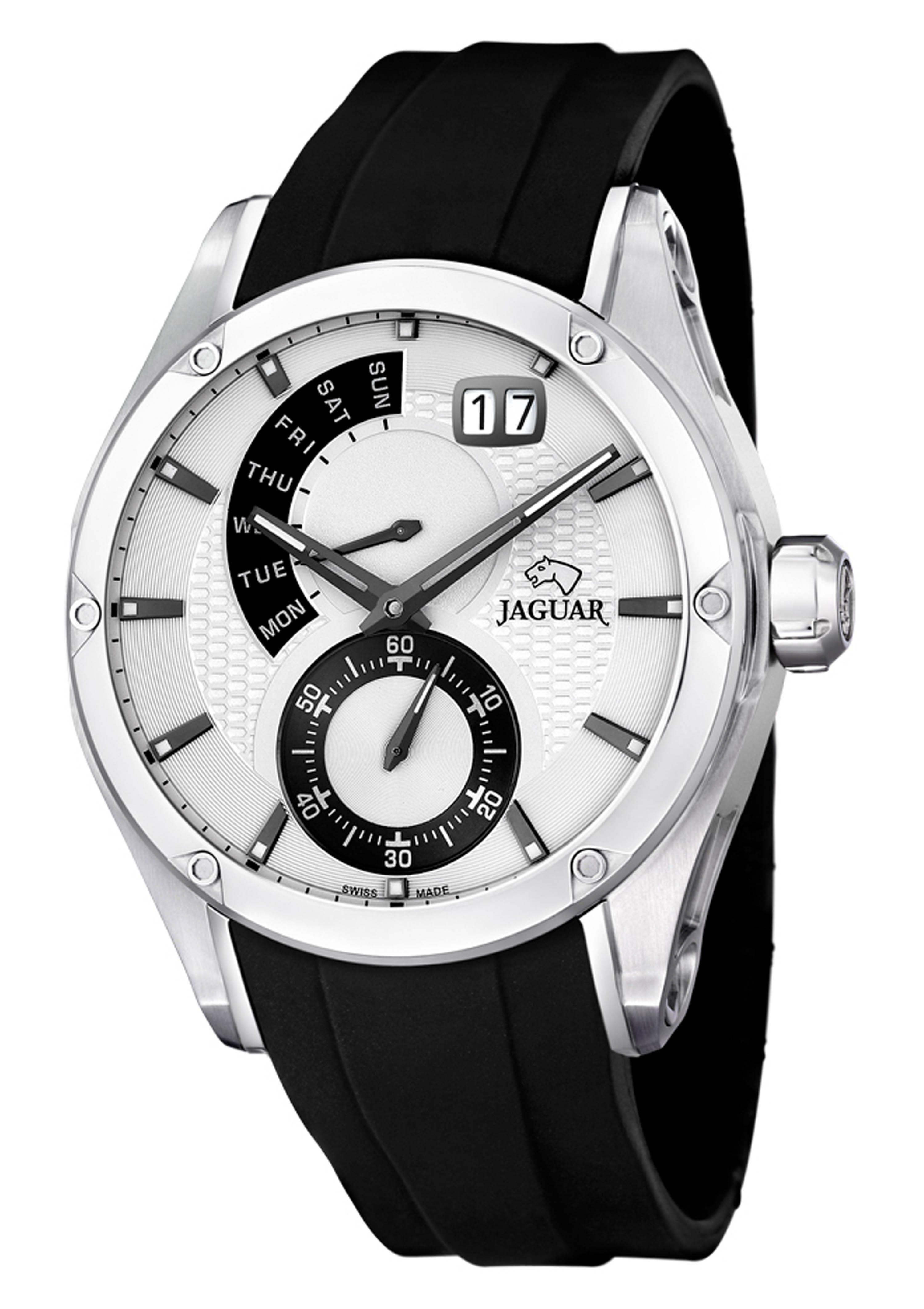 Jaguar Multifunktionsuhr »J678/1« Mitglied der FESTINA Group