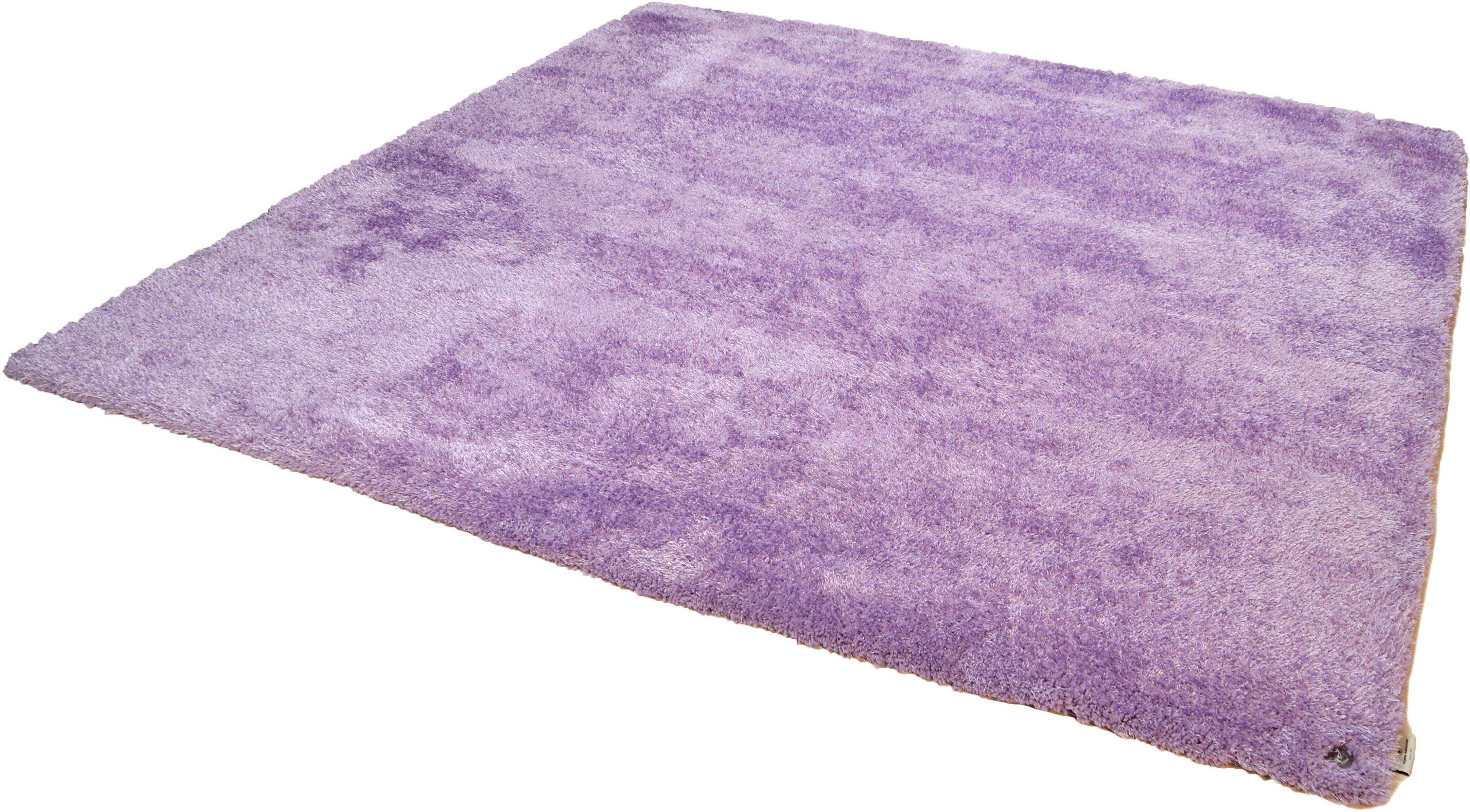 Hochflor teppich soft« tom tailor rechteckig höhe mm online