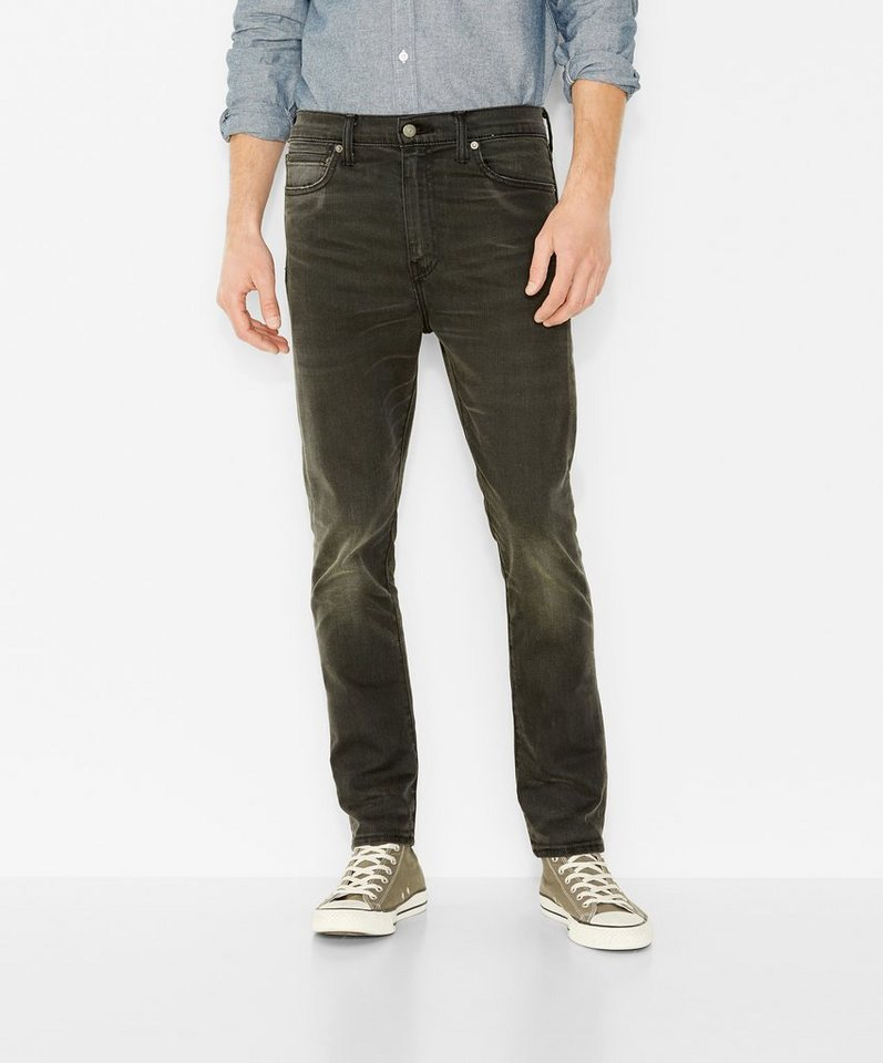 Levi's® Jeans »510 Skinny Fit Jeans« in Toms Black