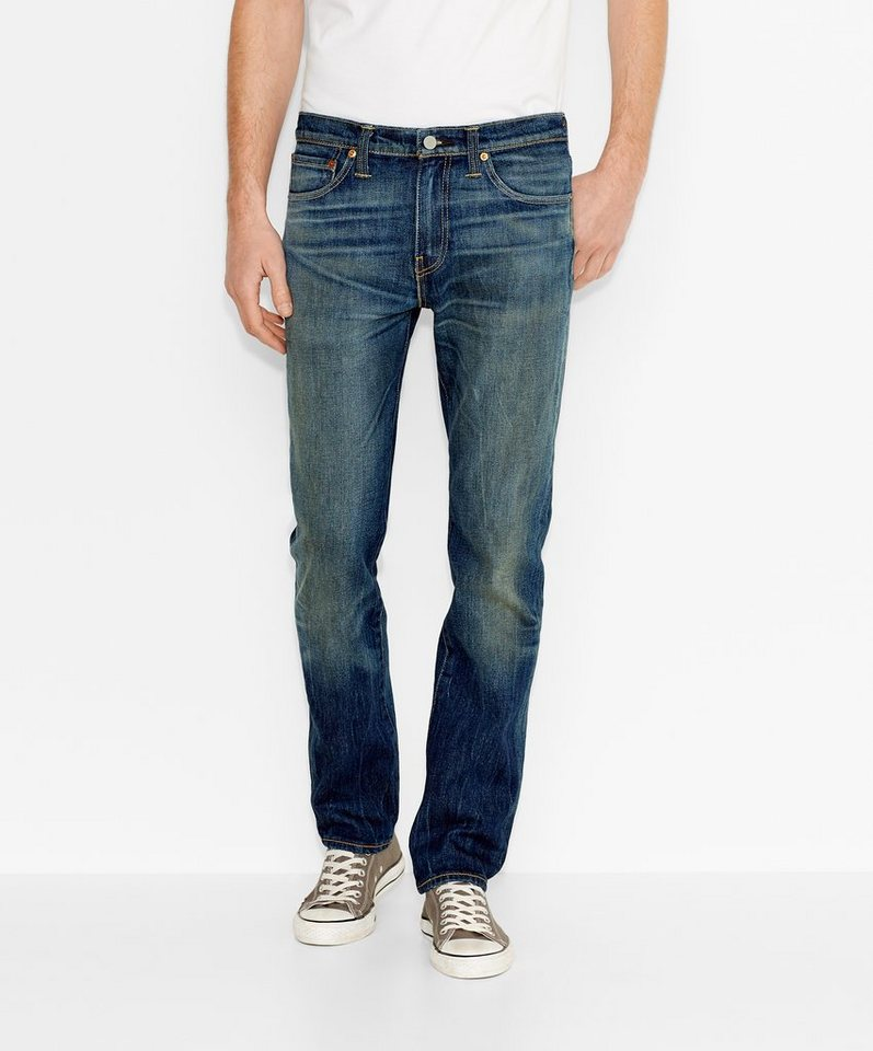 Levi's® Jeans »511 Slim Fit Jeans« in Copper Tint
