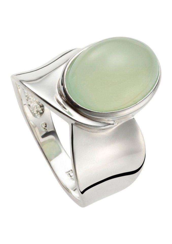 Ring in hellgrün