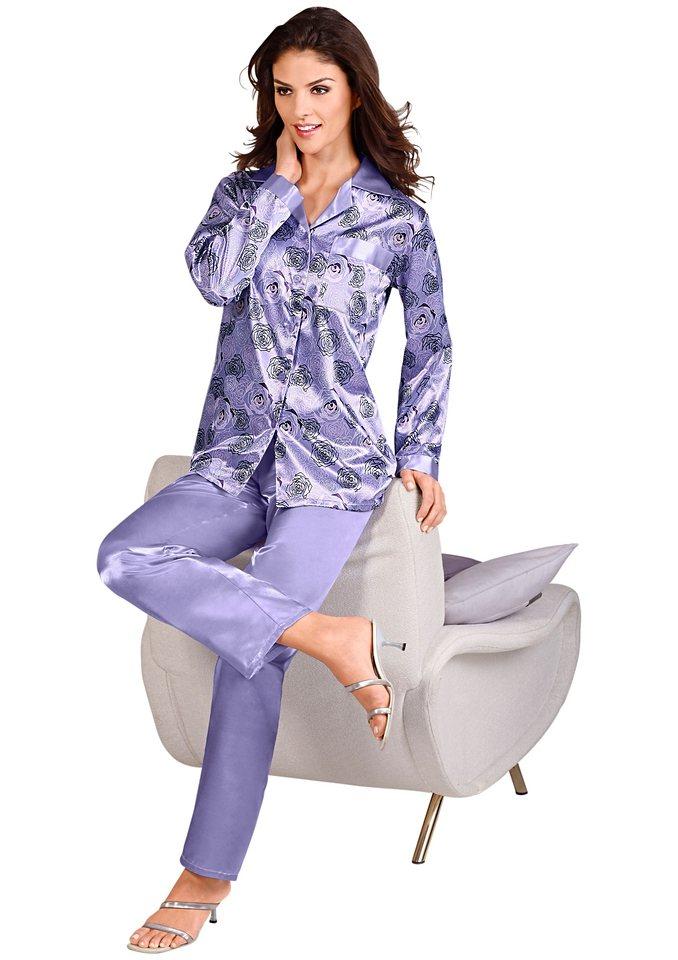 Pyjama, Rosalie in lavendel