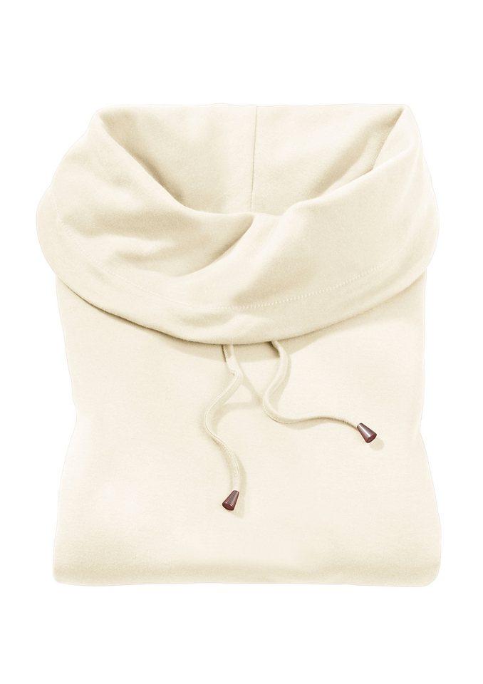 Collection L. Shirt in angenehm weicher Qualität in wollweiß