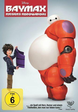 DVD »Baymax - Riesiges Robowabohu (DVD)«