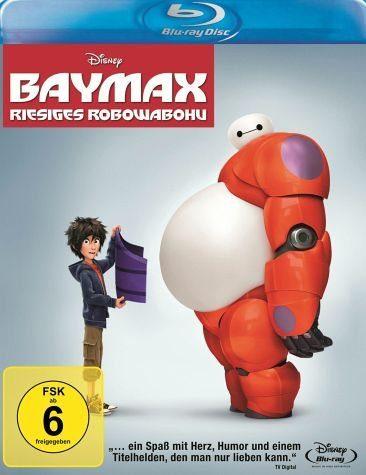Blu-ray »Baymax - Riesiges Robowabohu«