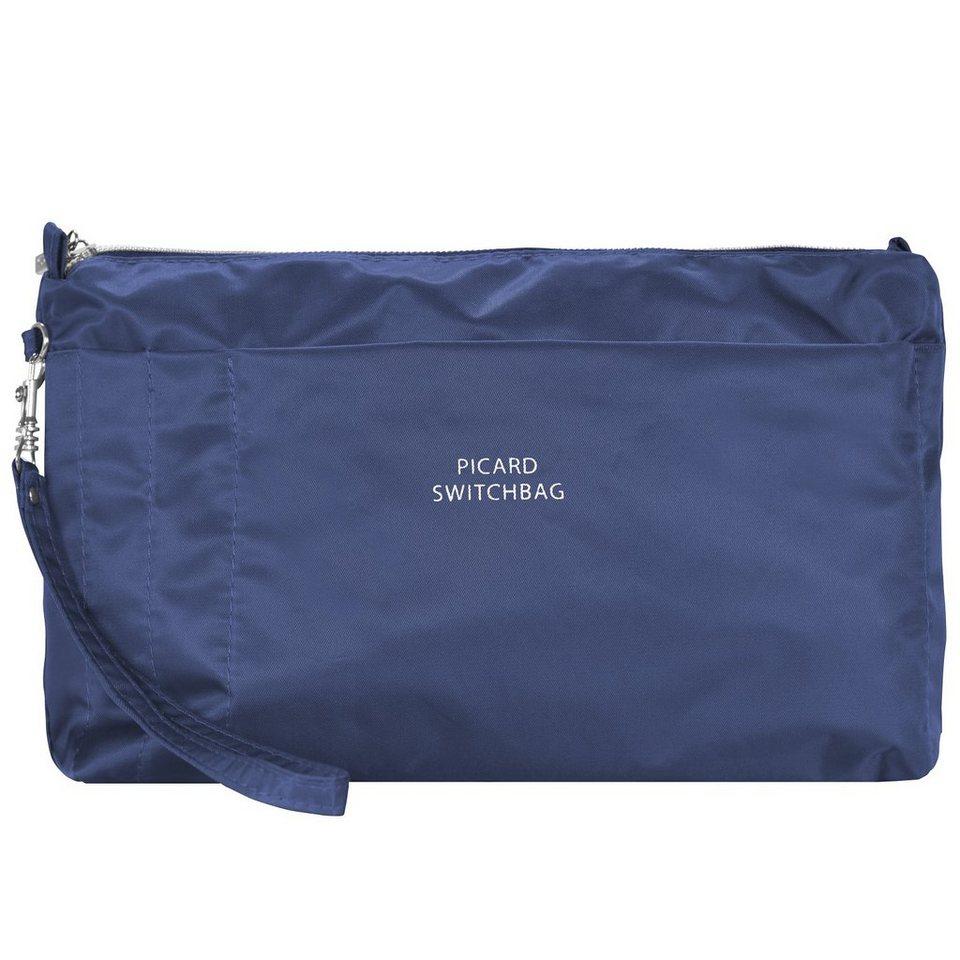 Picard Switchbag Täschchen 26 cm in jeans
