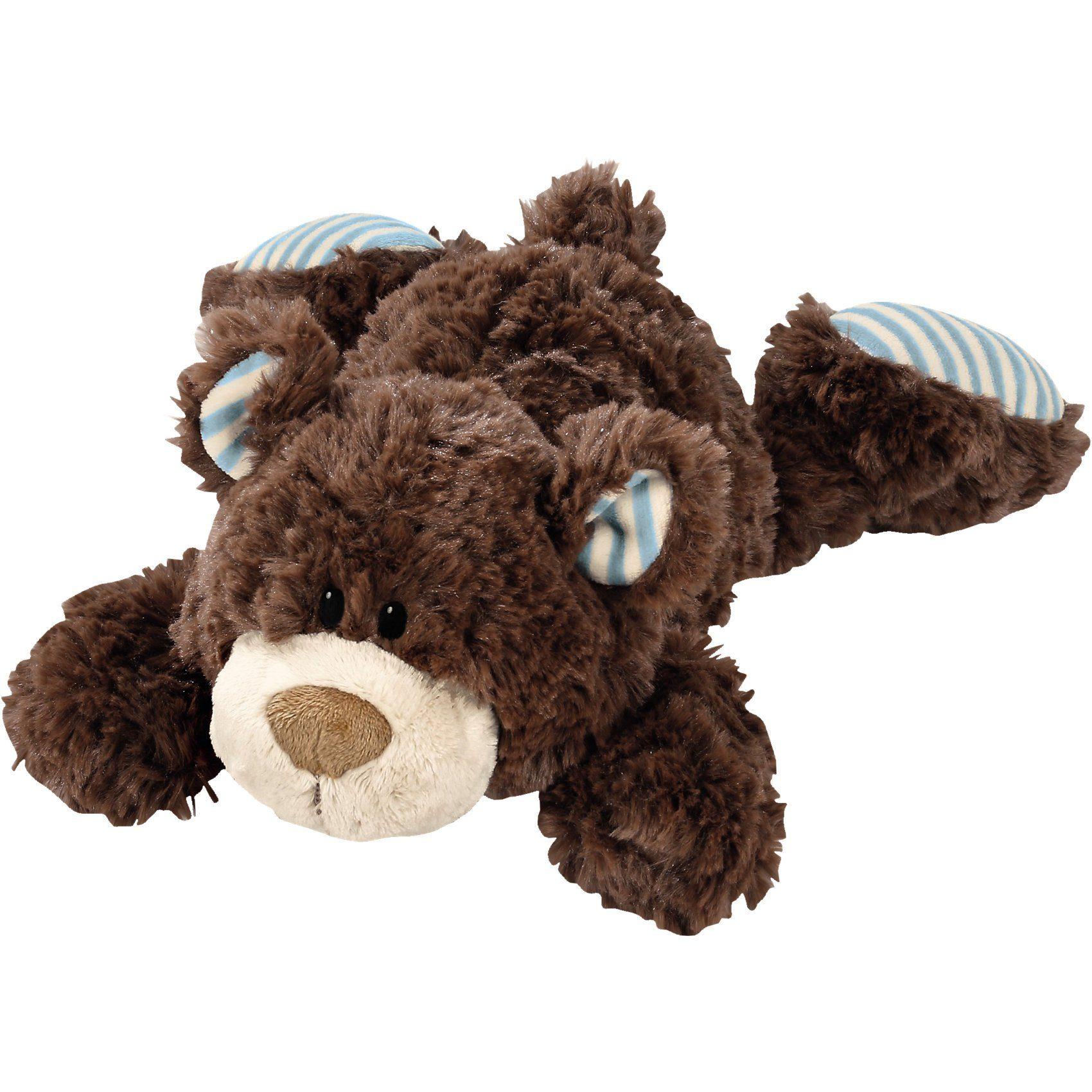 NICI Bär liegend 20cm (SoPo16) (38154)