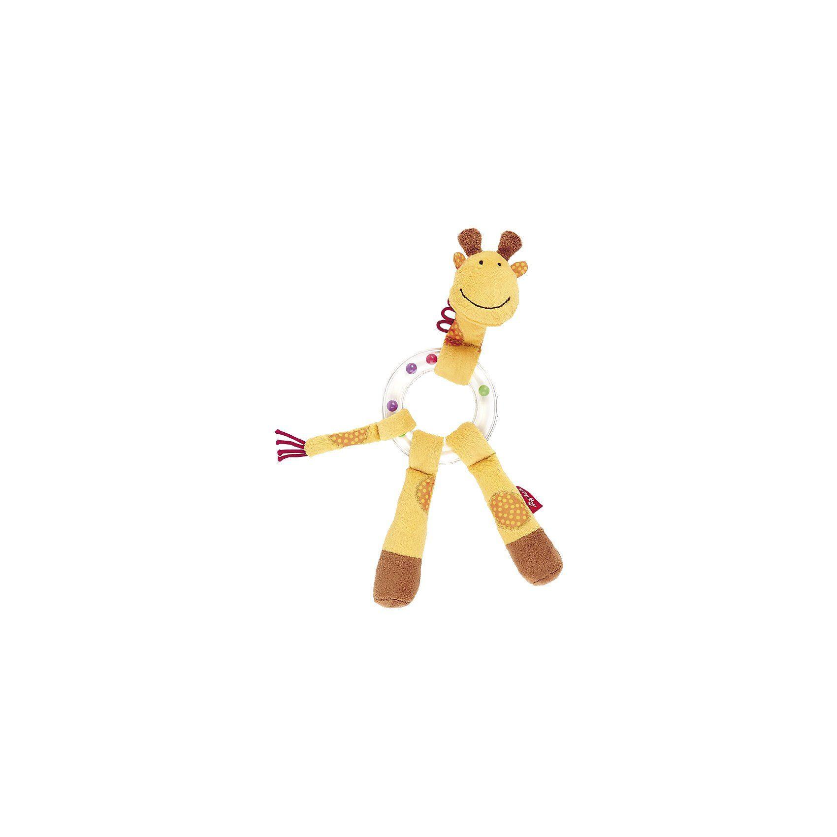 sigikid Rasselring Giraffe, Greifling