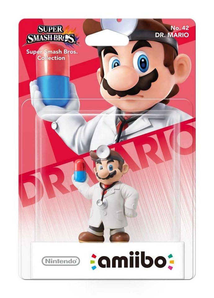 Nintendo Wii U - Spiel »amiibo Smash Dr Mario #42«