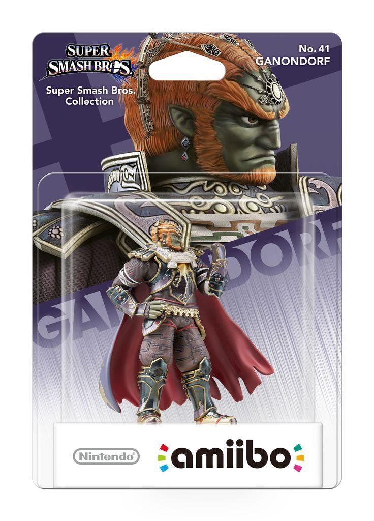 Nintendo Wii U - Spiel »amiibo Smash Ganondorf #41«
