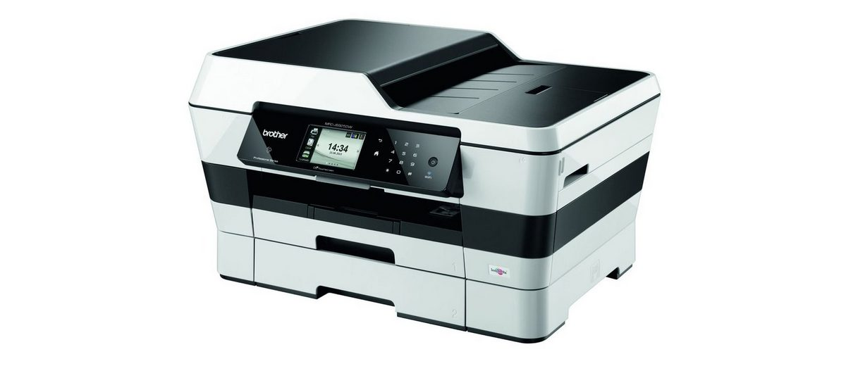 Brother Tintenstrahl-Multifunktionsdrucker »MFC-J6925DW 4in1 A3 Multifunktionsdrucker«