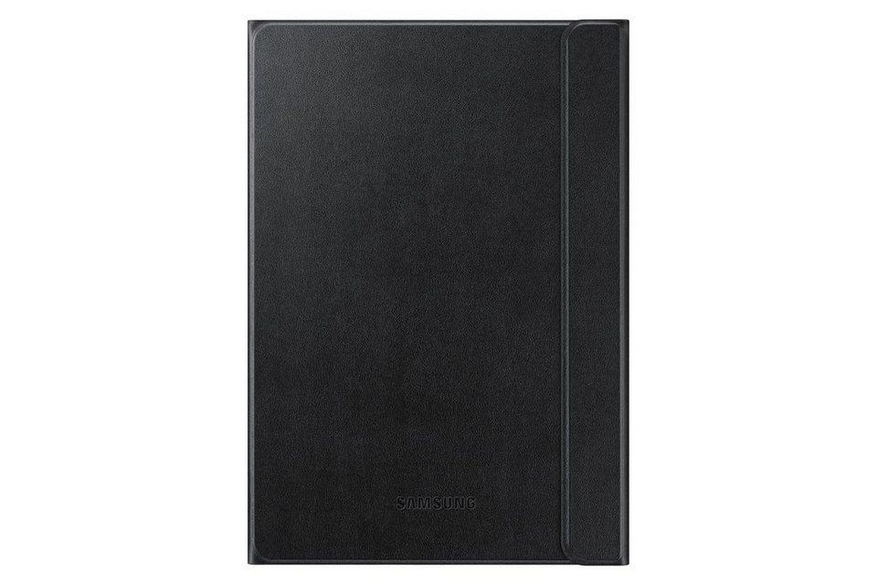 Samsung Tablettasche »Book Cover mit Aufstellfunktion für Tab A« in Schwarz