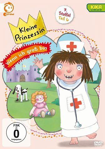 DVD »Kleine Prinzessin - Wenn ich groß bin«