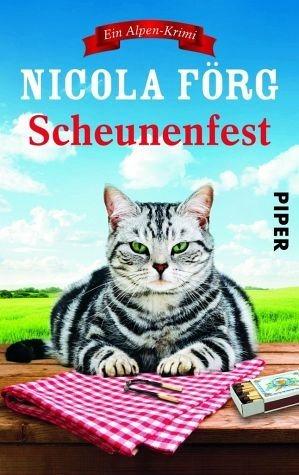 Broschiertes Buch »Scheunenfest / Kommissarin Irmi Mangold Bd.6«