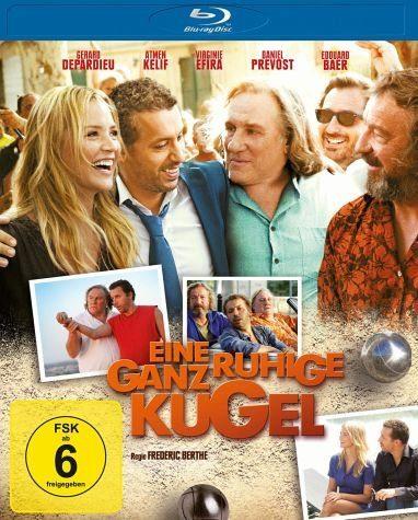 Blu-ray »Eine ganz ruhige Kugel«