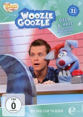 DVD »Woozle Goozle: Folge 11 - Geld & Haie«