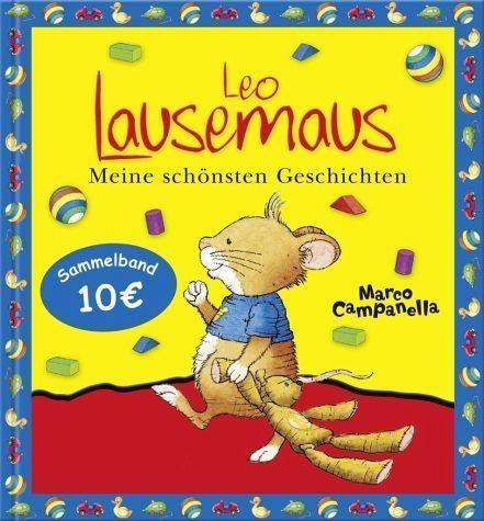 Gebundenes Buch »Leo Lausemaus - Meine schönsten Geschichten«