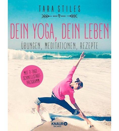 Gebundenes Buch »Dein Yoga, dein Leben«