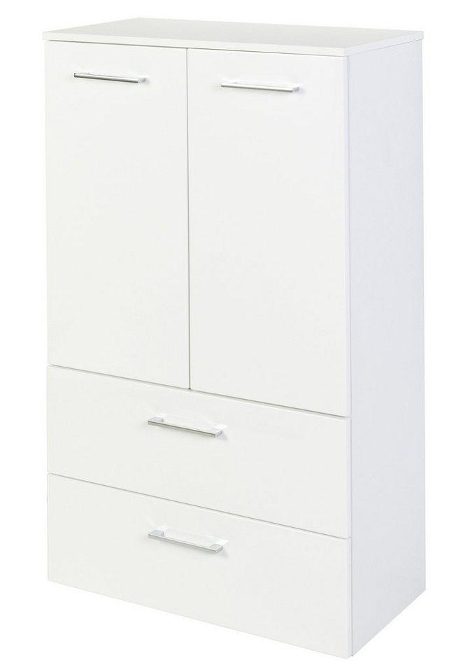 Midischrank »Next«, Breite 70 cm in weiß/weiß