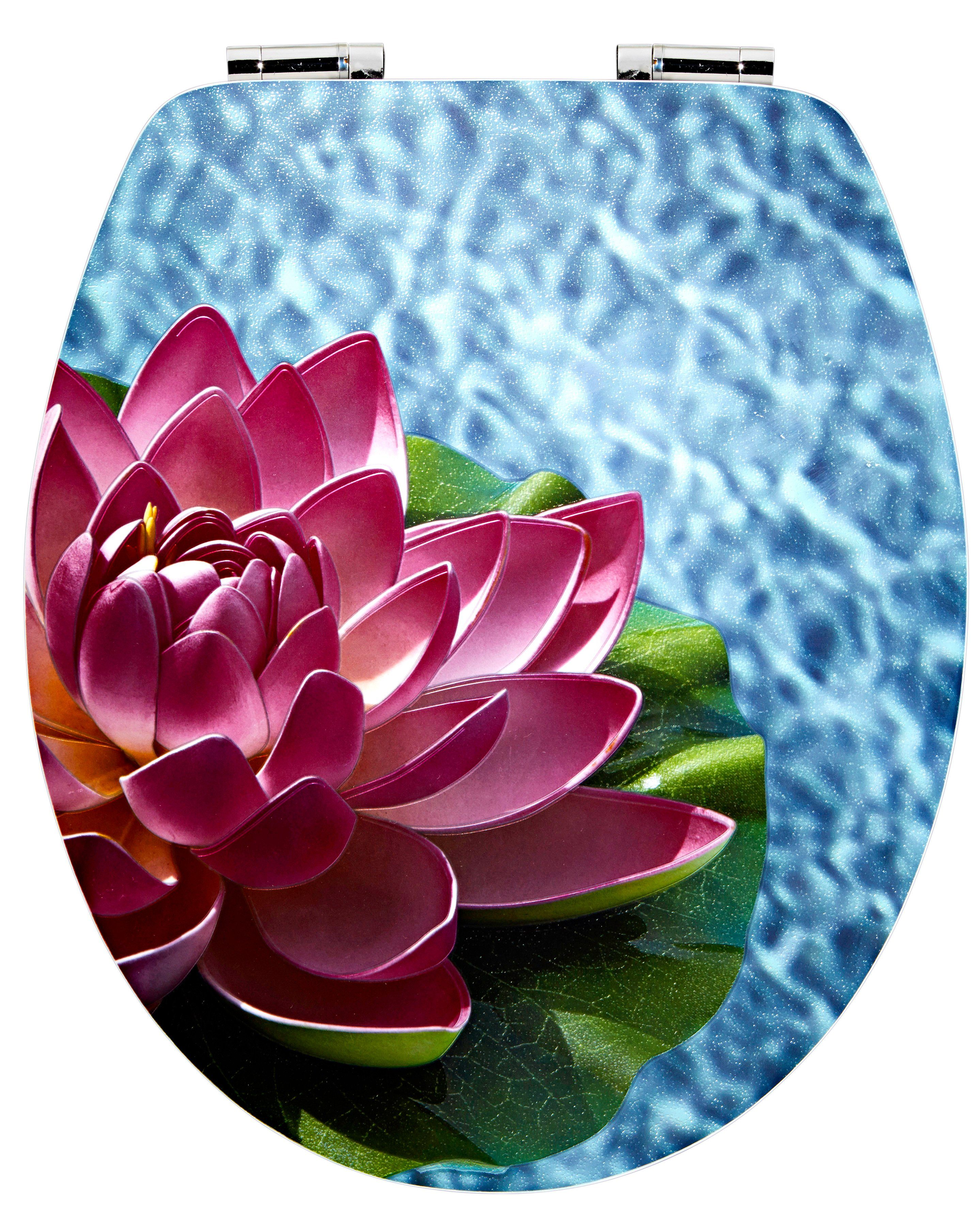 wc sitz lotus mit absenkautomatik online kaufen otto. Black Bedroom Furniture Sets. Home Design Ideas