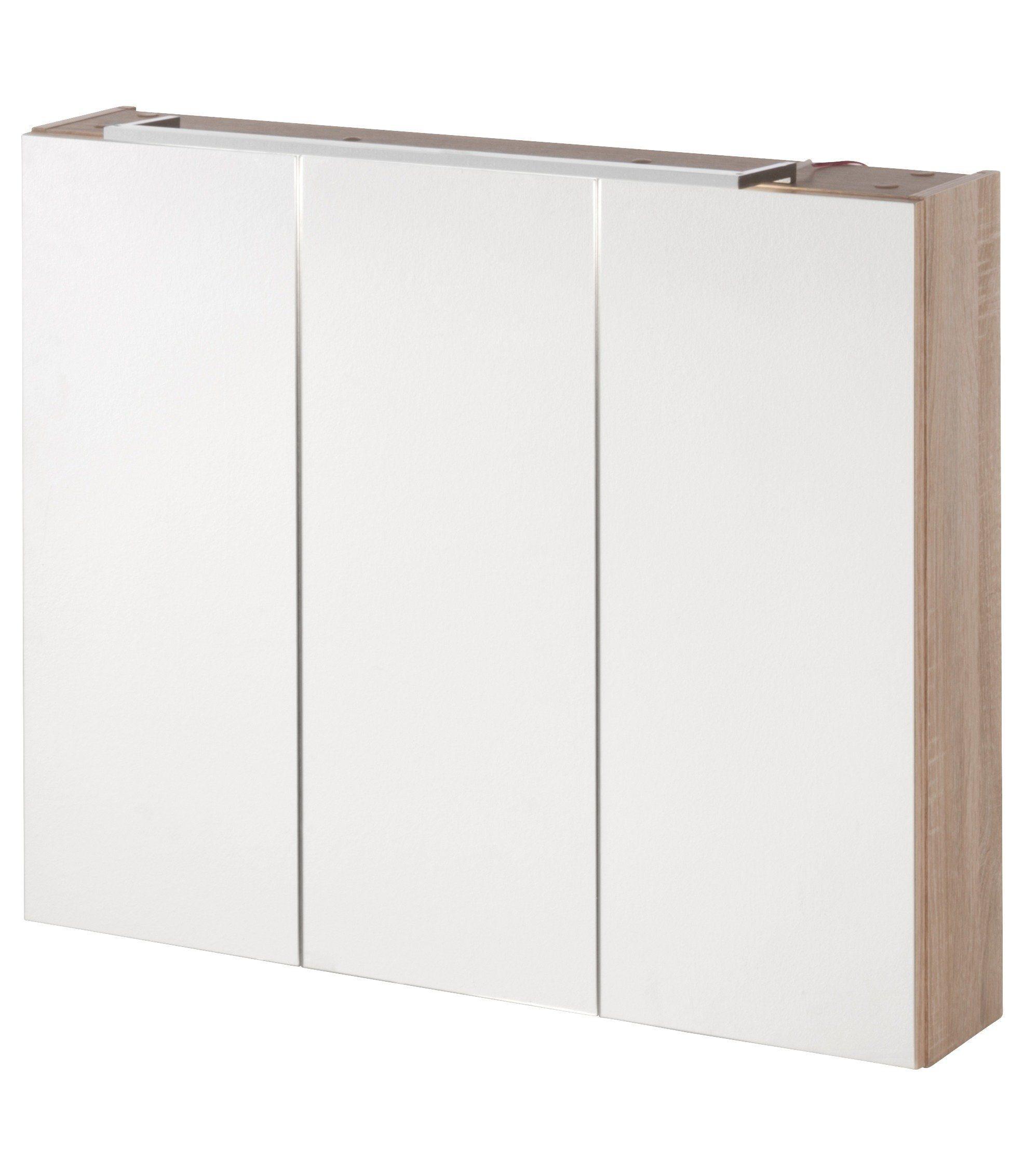 KESPER Spiegelschrank »Montana«, Breite 80 cm