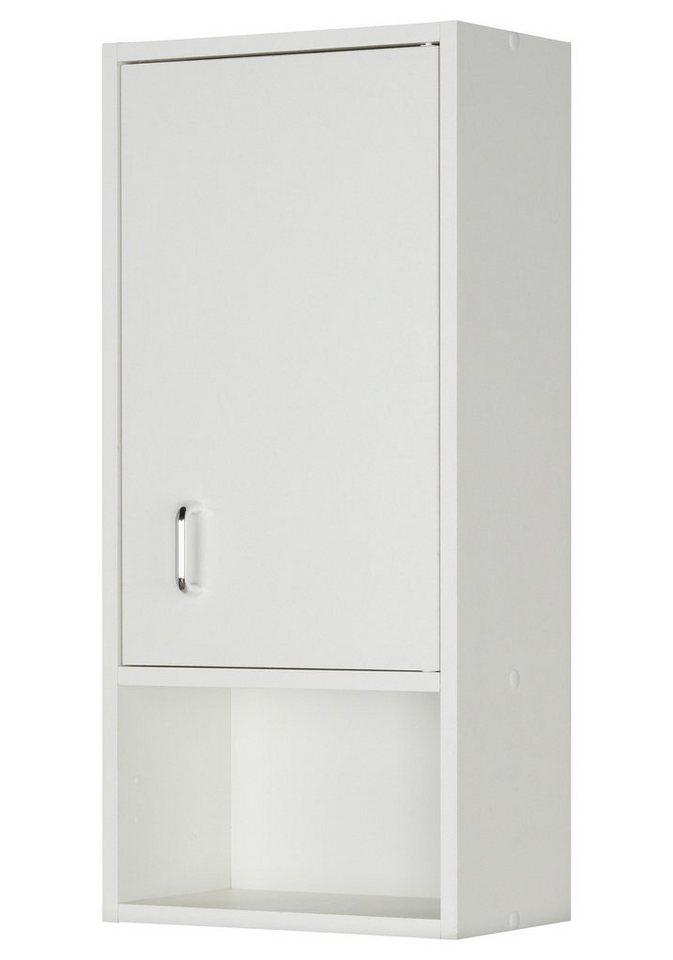 KESPER Hängeschrank »Milano«, Breite 32,5 cm in weiß