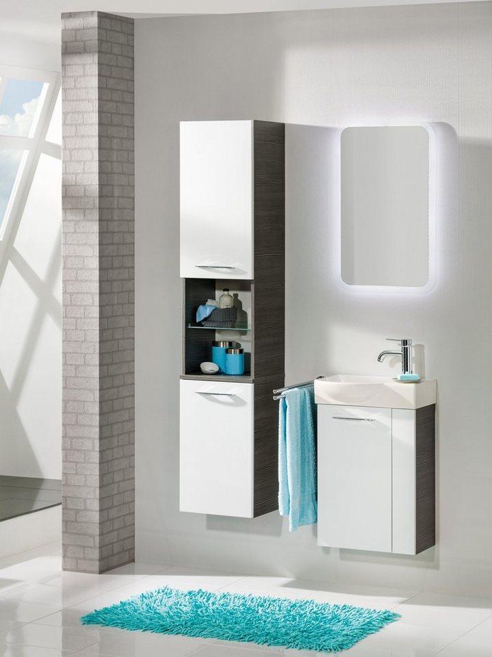 Spiegel »Sceno«, Breite 80 cm in weiß