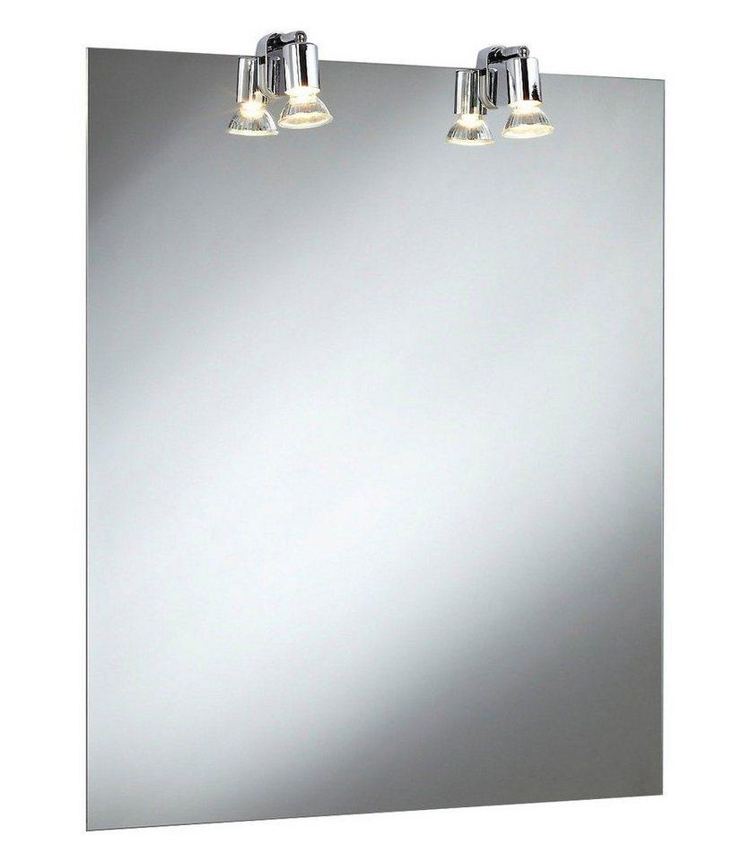 Spiegel / Badspiegel »Topline« Breite 90 cm in weiß