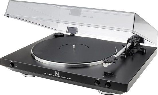 Dual »DT 400 USB« Plattenspieler (Schallplattendigitalisierer)