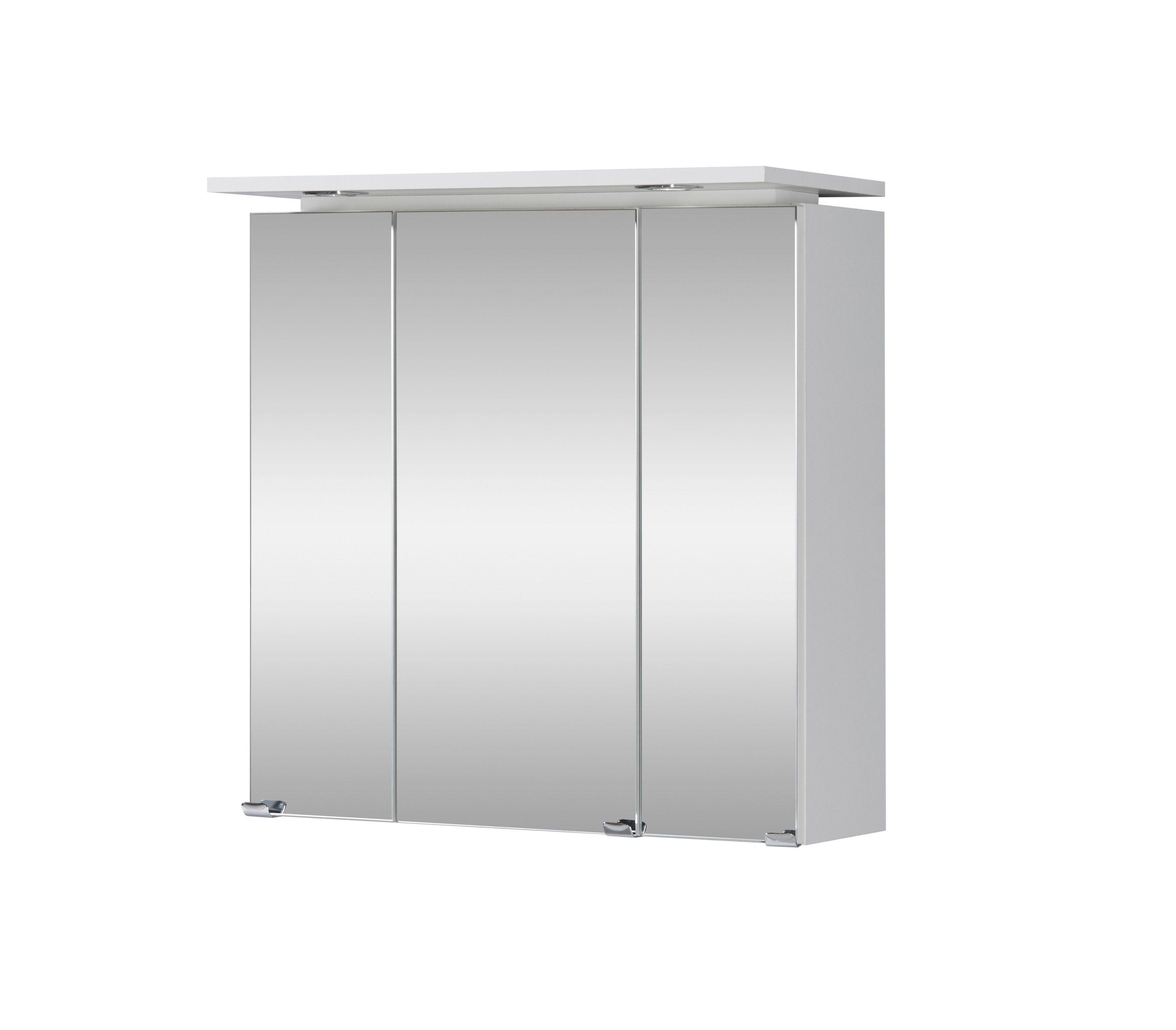 Kesper Spiegelschrank »Lugo« Breite 60 cm, mit LED-Beleuchtung