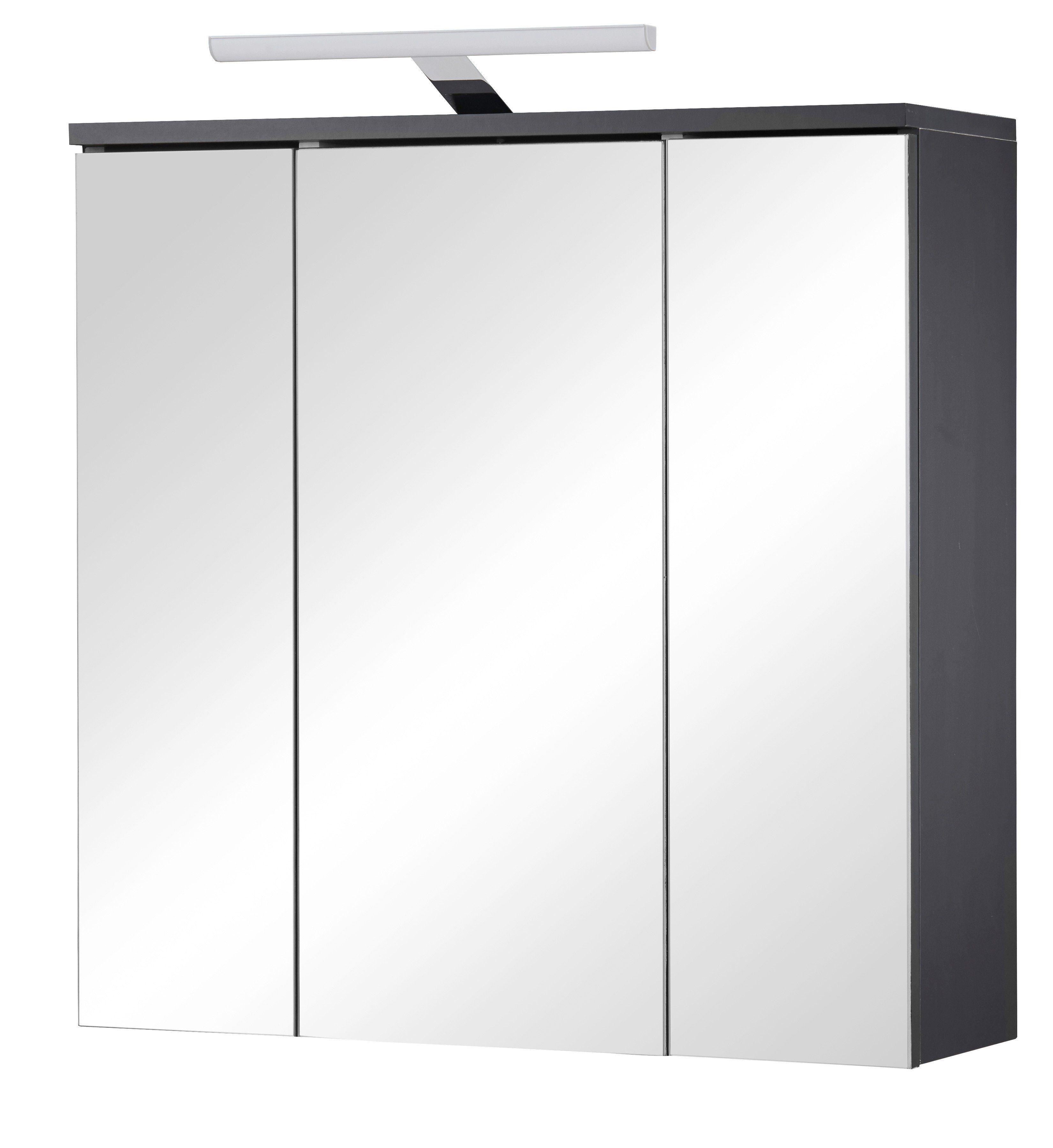 kesper spiegelschrank toskana breite 60 cm mit. Black Bedroom Furniture Sets. Home Design Ideas