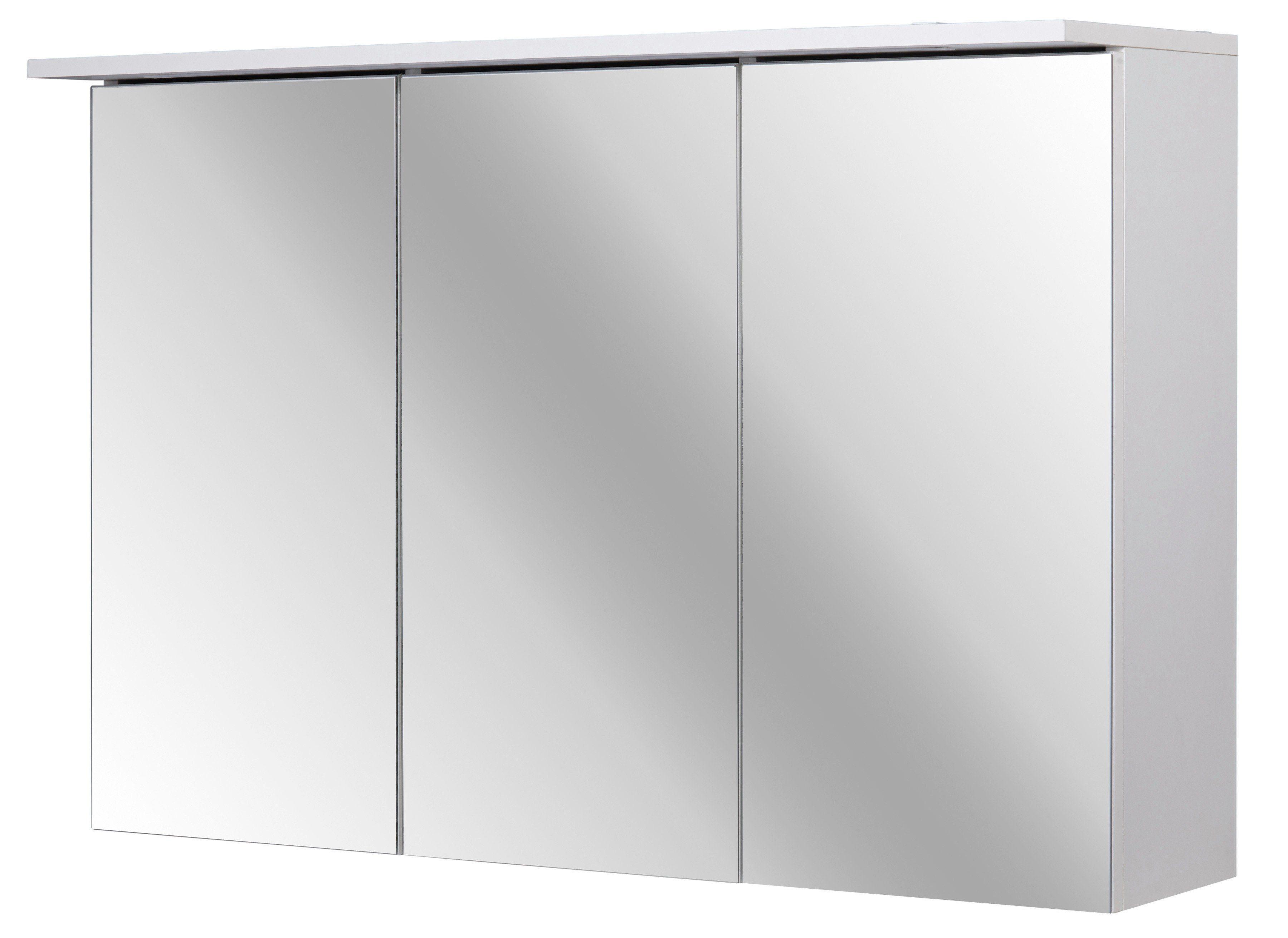Spiegelschrank »Flex« Breite 90 cm, mit LED-Beleuchtung