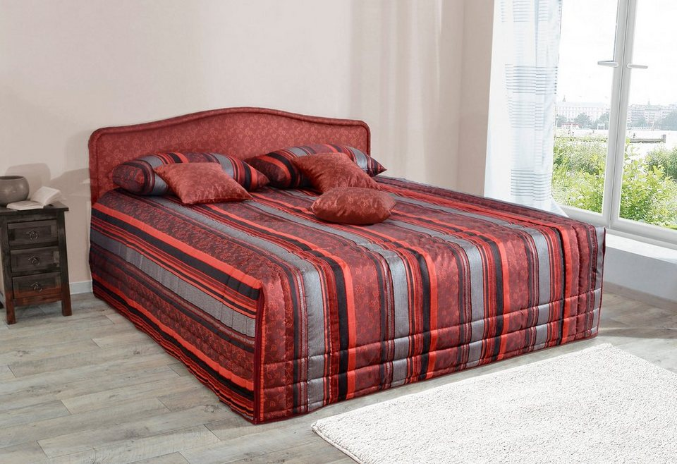westfalia schlafkomfort polsterbett ausf 2 3 liegeh he. Black Bedroom Furniture Sets. Home Design Ideas
