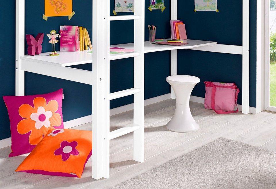 Hoppekids Schreibtisch in weiß