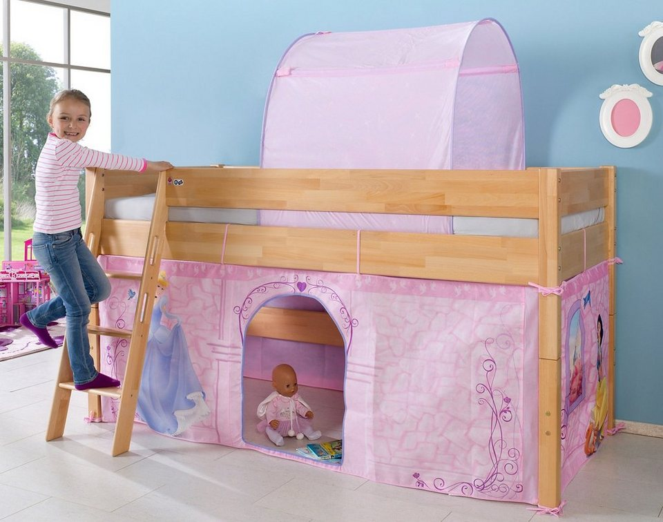 relita einzel halbhohes bett set 2 tlg kim. Black Bedroom Furniture Sets. Home Design Ideas
