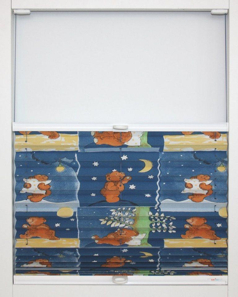 plissee nach ma b rchen sunlines verdunkelnd mit. Black Bedroom Furniture Sets. Home Design Ideas