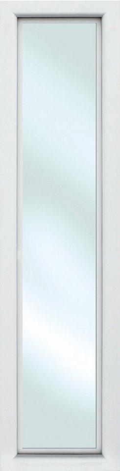 Seitenteil für Alu-Haustüren »S01« in weiß