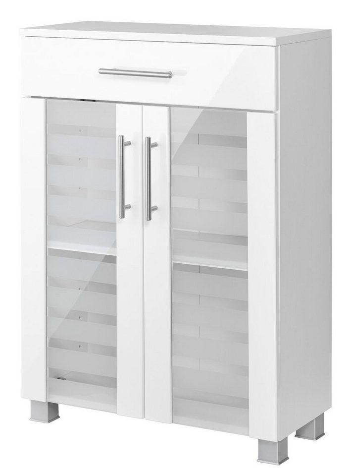 Held Möbel Unterschrank »Jaca«, Breite 60 cm in weiß