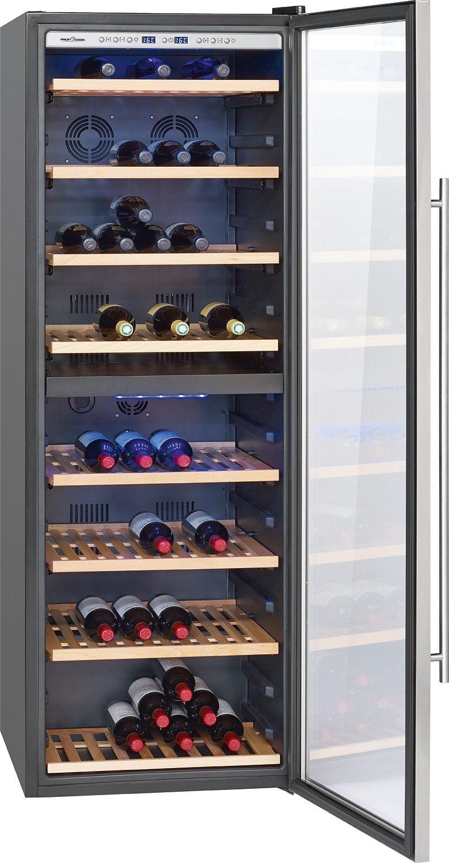 ProfiCook Weinkühlschrank 418L PC-WC 1065, für 160 Bordeauxflaschen á 0,75l
