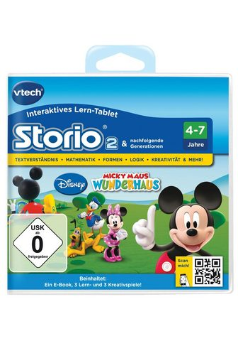 VTECH Spiel »Storio 2 Disney Micky Mau...