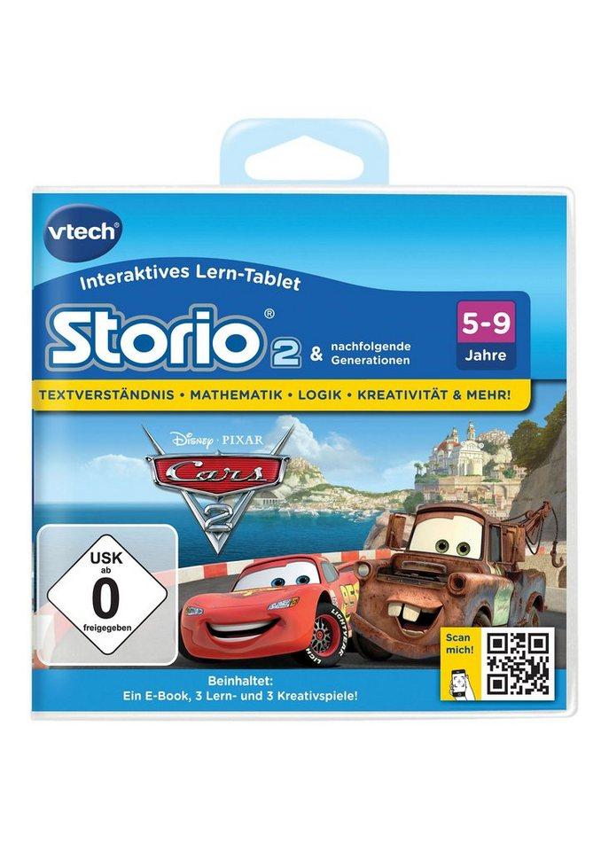 Lernspiel, VTech, »Storio 2, Cars 2«