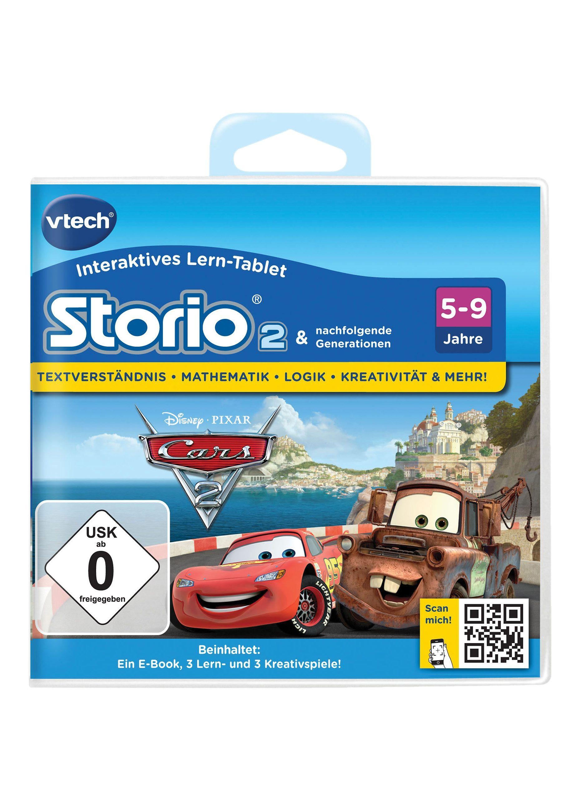 VTech Lernspiel, »Storio 2, Cars 2«