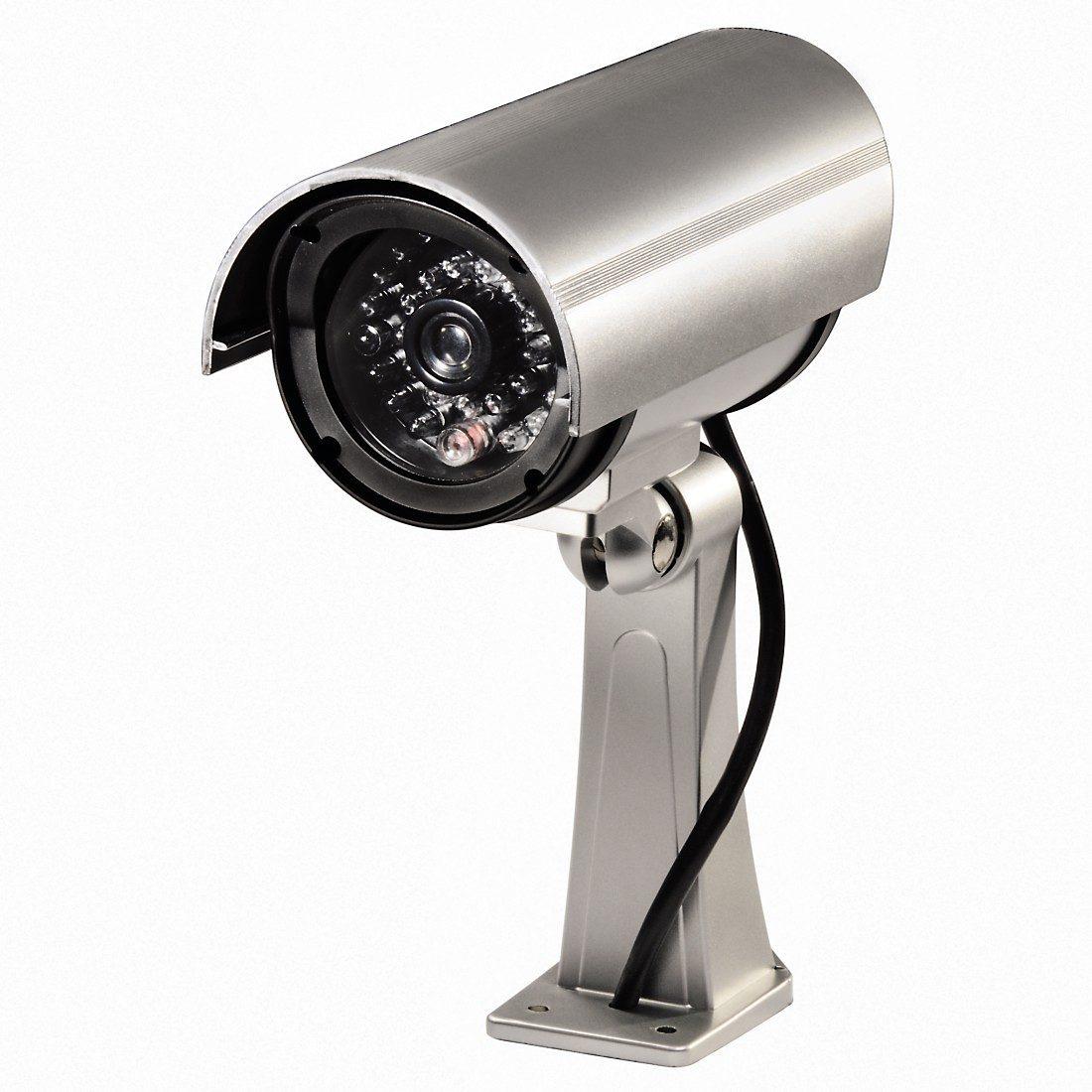 Hama Überwachungskamera indoor Überwachungssystem Attrappe »für Haus, Büro und Garten«